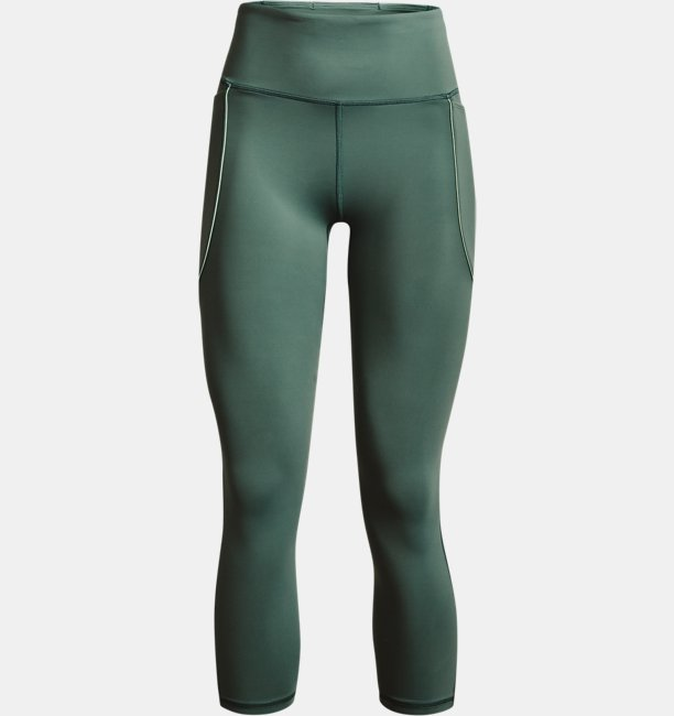 Womens UA HydraFuse Ankle Leggings